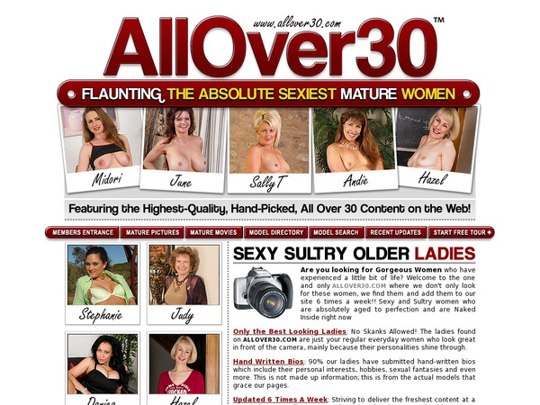 Allover30.com Buy Points